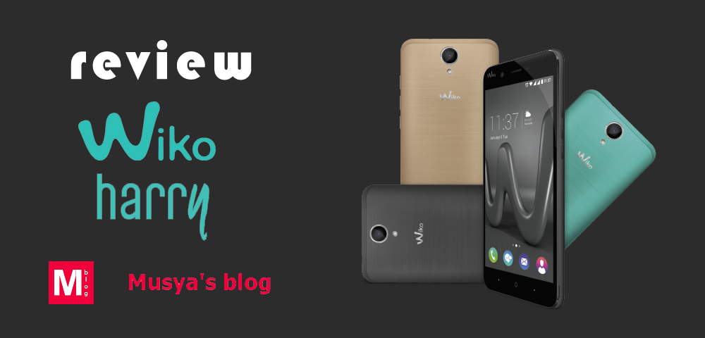 review wiko harry